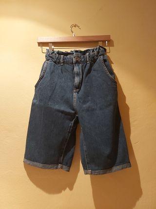 Zara pantalón corto/bermudas M