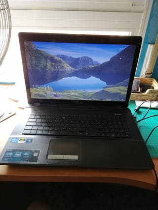ordenador portátil Asus core i3