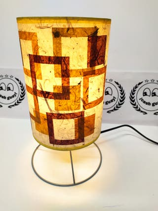 lámpara mesa chic