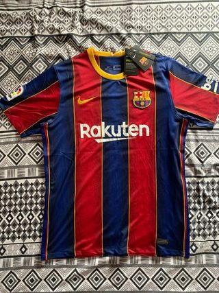 Camisetas FC Barcelona 20-21