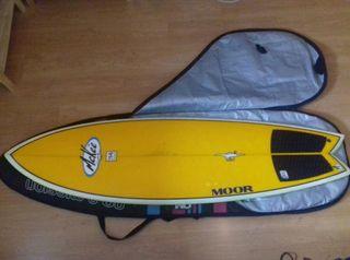 Tabla surf fish Mckee 6,2