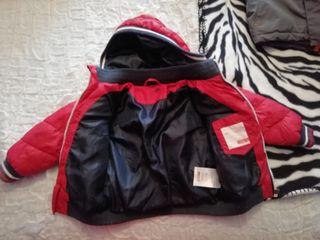 3 chaquetas invierno talla de 1 añito para niño