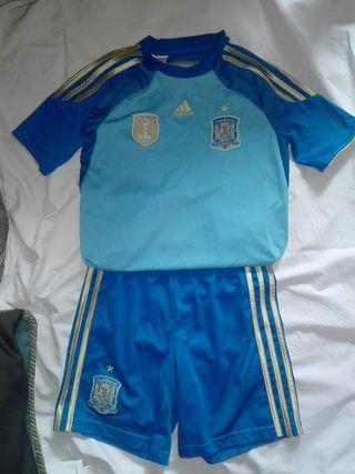 chandal y traje de futbol ADIDAS