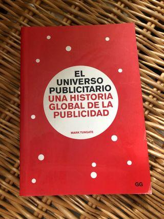 Libro El Universo Publicitario. Mark Tungate