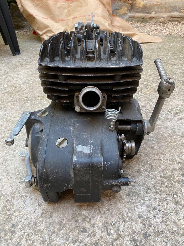 motor montesa enduro 360 h6 de segunda mano por 625 en