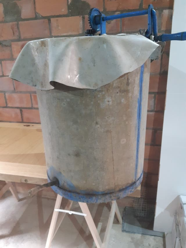 extractor miel barato