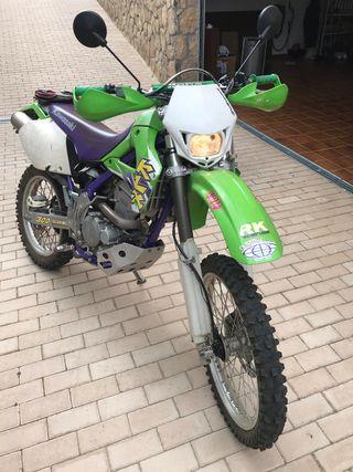 Kawasaki KLX 300 Enduro