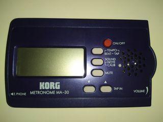 Metrónomo KORG MA-30