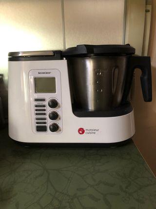 Robot de cocina Monsieur cuisine plus