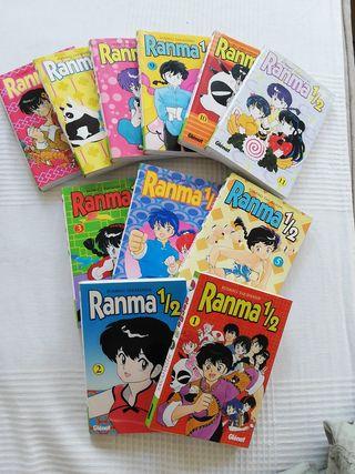 Comics Ranma 1/2 Manga Serie Rumiko Takahashi Glen