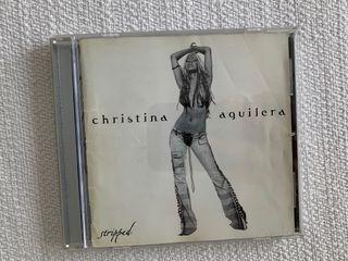 Cd Christina Aguilera - Stripped