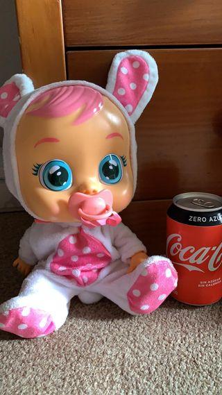 Muñeco Bebé Llorón.