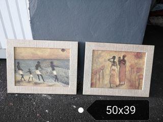 se venden cuadros