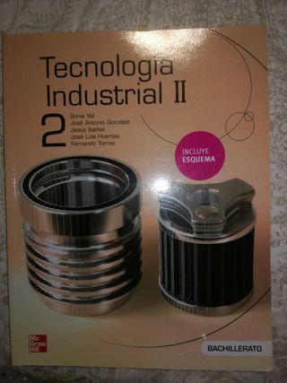 Libro Tecnología Industrial II Segundo Bachillerat