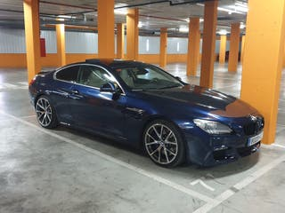 BMW Serie 6 650i look M6