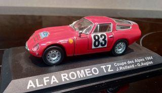 Alfa Romeo TZ escala 1/43
