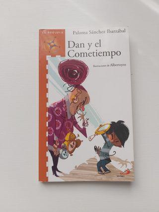 """Libro """"Dan y el Cometiempo"""""""