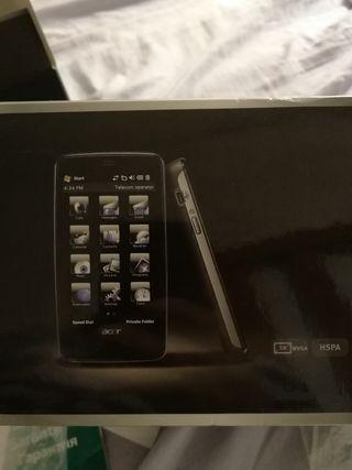 hola vendo este móvil un poco cumon Acer F900
