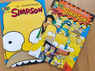 Cómics Los Simpson