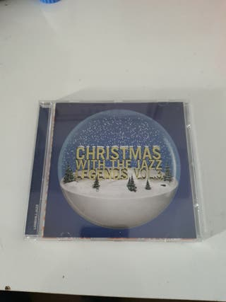 CHRISTMAS WITH THE JAZZ LEGENDS VOL3