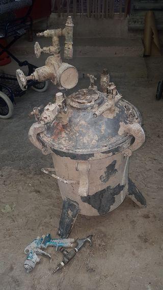 Maquina de gotele