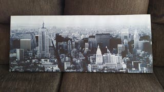 Lienzo decorativo Nueva York