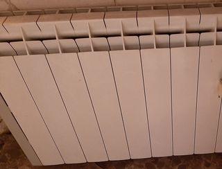 radiador eléctrico bajo consumo ACESOL calor azul
