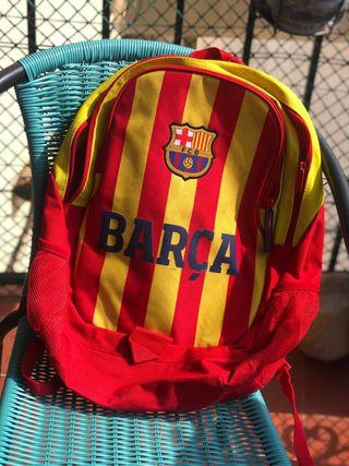 Mochila del Barça