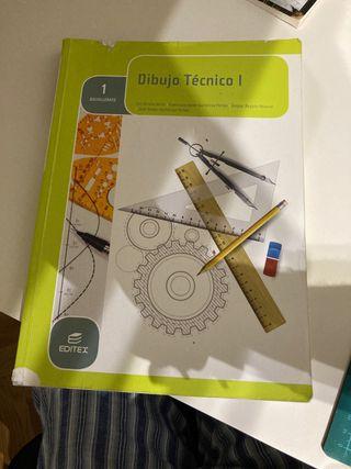 Libro dibujo tecnico editex