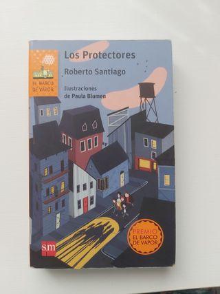 """Libro """"Los protectores"""""""