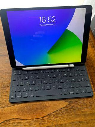 "iPad Pro 10,5"" + Smart Keyboard + Apple Pencil"