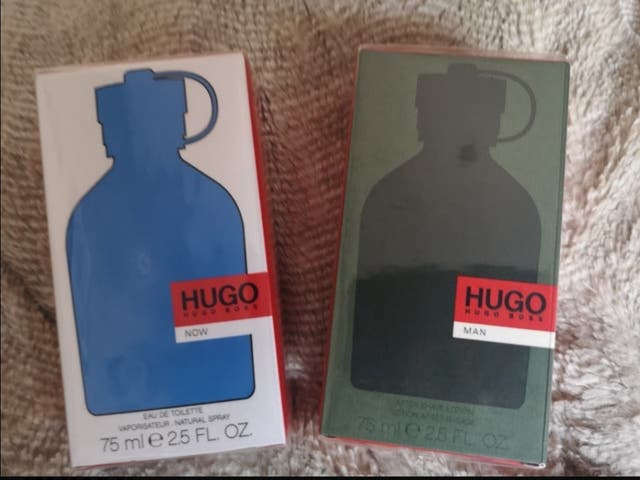 Hugos Boss + After Shave