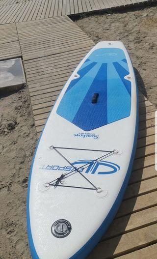 Alquilo tablas de Paddle Surf