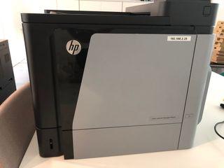 Impresora HP Laserjet M651m