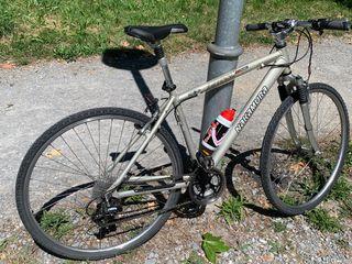 Bicicleta Aluminio Nakamura Deore