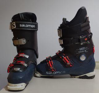 Botas de esquí QST ACCESS 80 Hombre. Talla 40