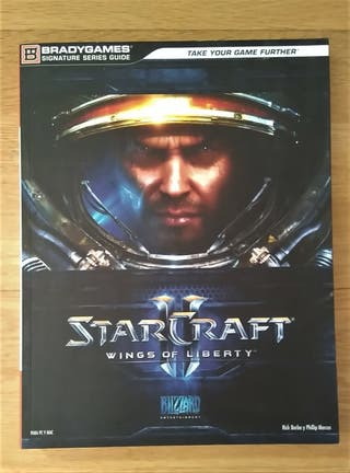 Guía oficial Starcraft II