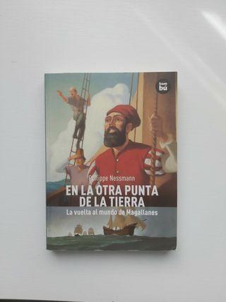 """Libro """"En la otra punta de La Tierra"""""""