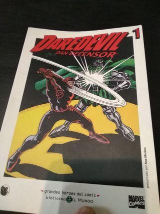 comic DAREDEVIL