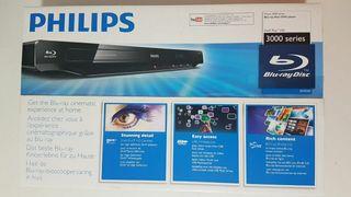 Reproductor BluRay Philips BDP3200 NUEVO