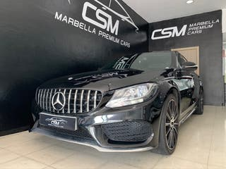 Mercedes-Benz Clase C220 AMG 170cv 2014