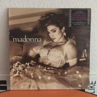 "Vinilo Madonna ""Like a Virgin"""