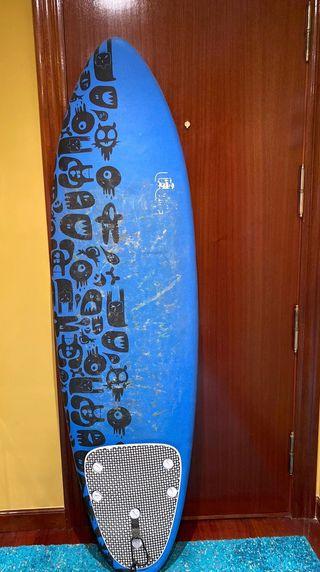 Tabla de Surf de corcho 6,0