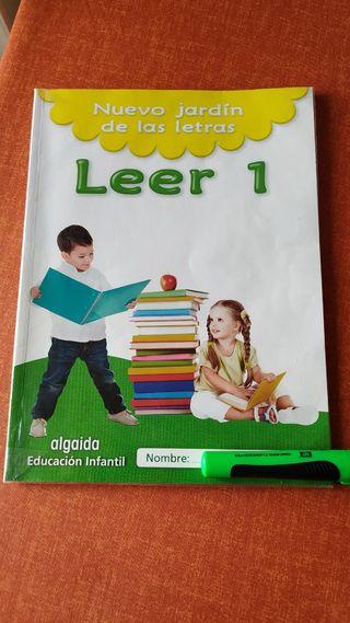 LEER 1 NUEVO JARDÍN DE LAS LETRAS