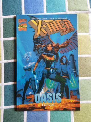 X-men 2099. Oasis