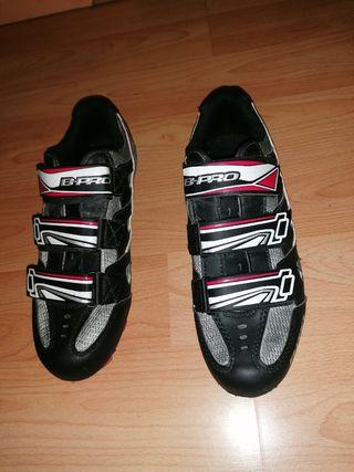 calzado, zapatillas ciclismo mtb