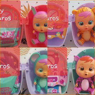 bebes llorones serie 1 pack