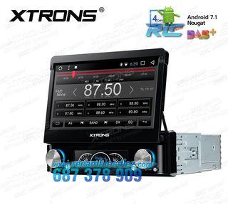 RADIO GPS UNIVERSAL 1 DIN PANTALLA TACTIL 7