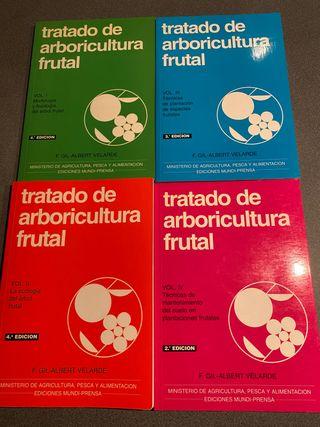 Tratado de arboricultura frutal