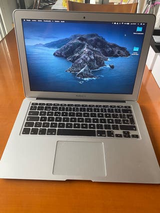 Macbook air comprado 2017 (a1466)